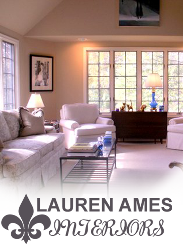 Lauren Ames Interiors The Less Is More Interior Designer On The