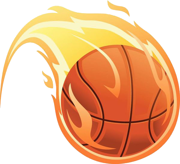 Fire Basketball Flame Illustration Free Png Hq Basketball Clipart Basketball Wallpaper Basketball Art