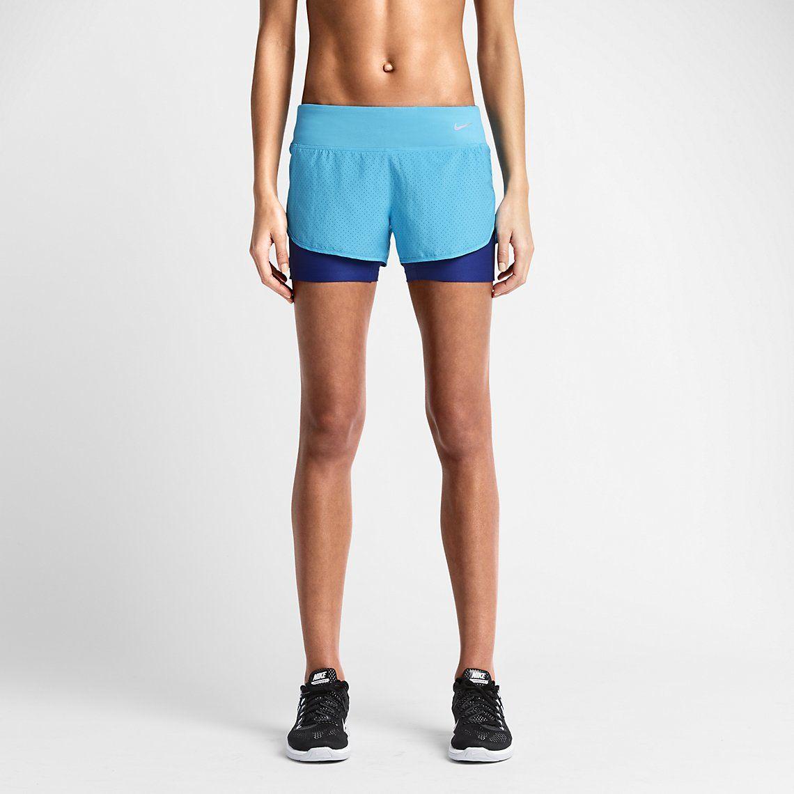 Nike Epic Run Lux Tights Sportswear for Women Shop Womens Sportswear COLOUR-royal