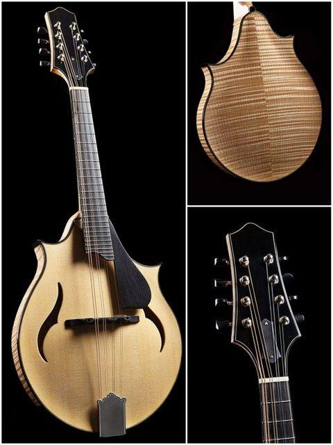 Custom Mandolina