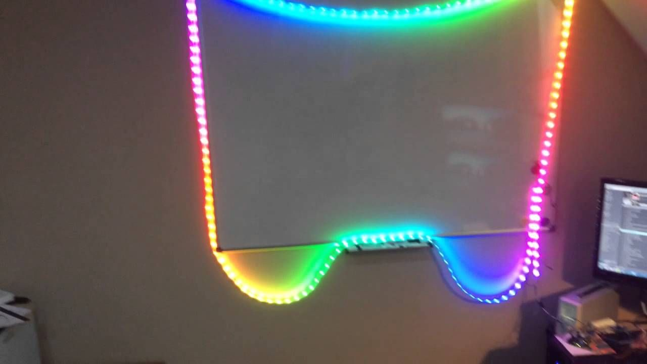Led Leuchtbänder Rgb Patterns With The Arduino Uno And A Ws2812b Led Strip Jercio