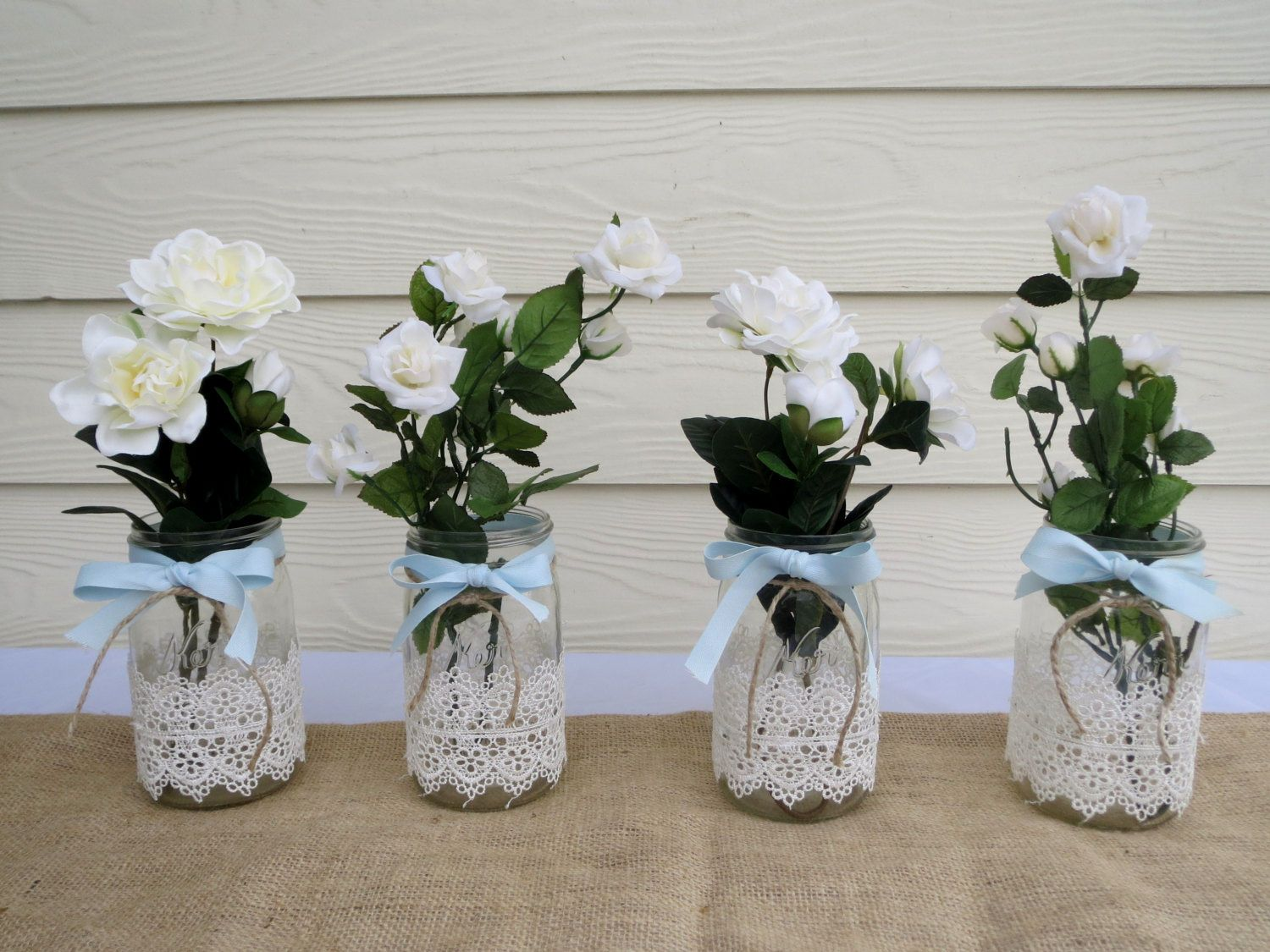 Image Result For Simple Wedding Centerpieces Without Flowers Namai