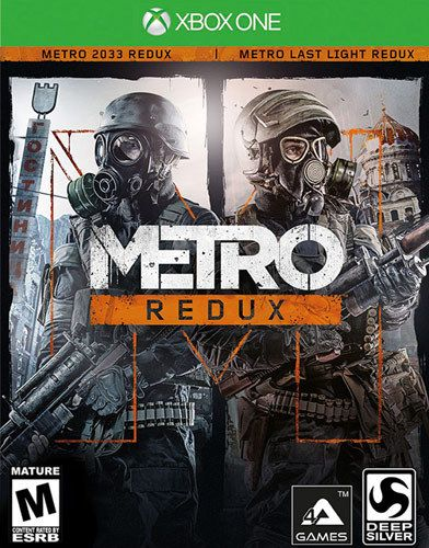Metro Redux Xbox One Products Pinterest Ps4 Juegos And