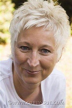 Short Hairstyles Women Over 70