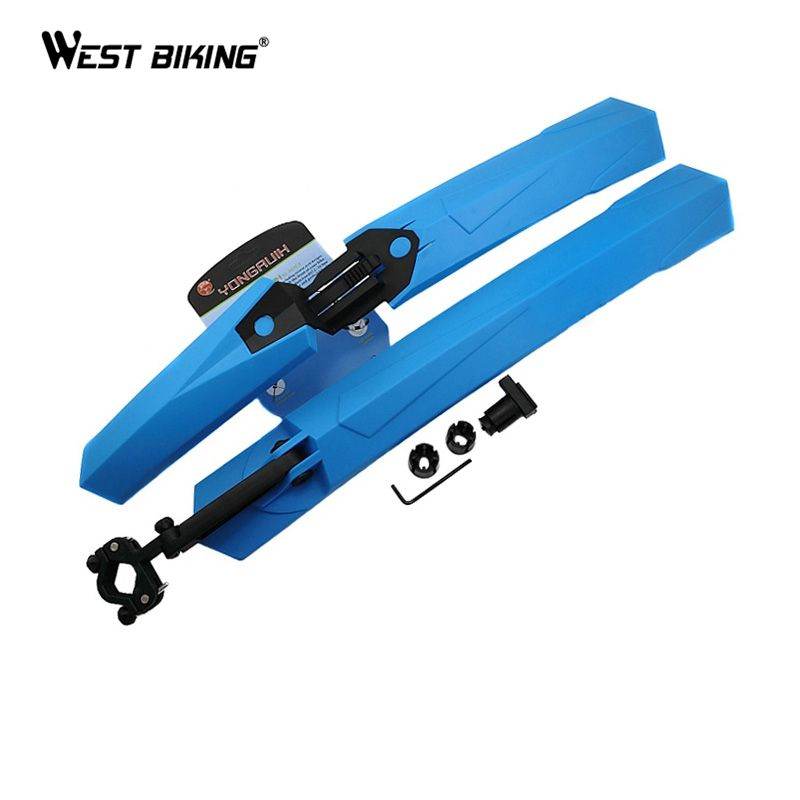 For mountain bike Bicycle Fenders Installation Mudguards Road Supplies