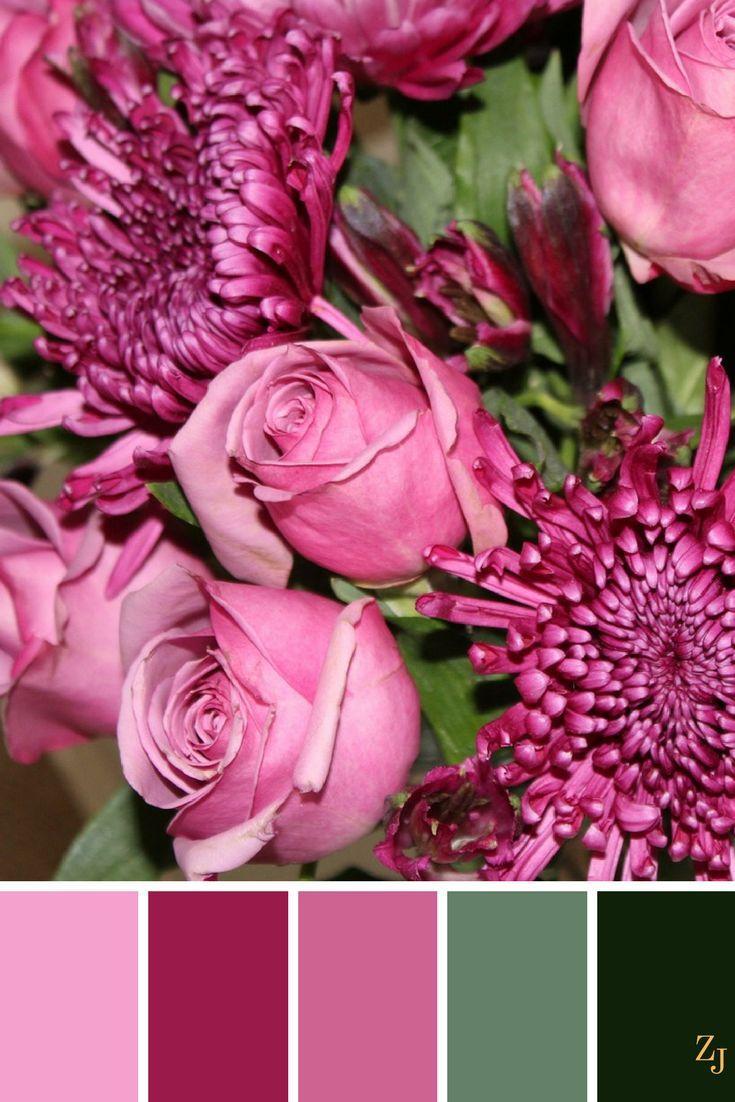 ZJ Colour Palette 589 #colourpalette #colourinspiration | веб ...
