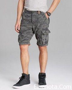 شورتات رجاليه Mens Short Cargo Shorts Men