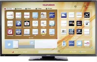 Telefunken LED TV 124 cm 49 - D49F283N3C LED-TV - WIE NEU