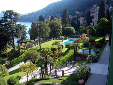 Have your wedding at the stunning Villa Passalacqua in