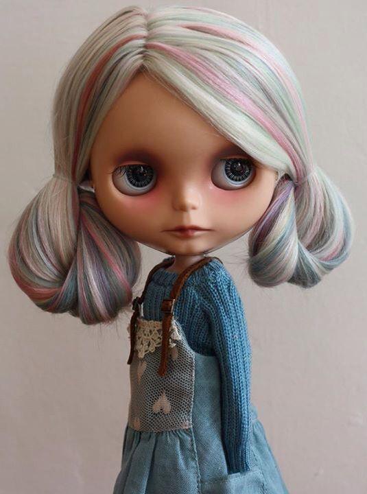 Custom Blythe Doll Stunning Dolls Blythe