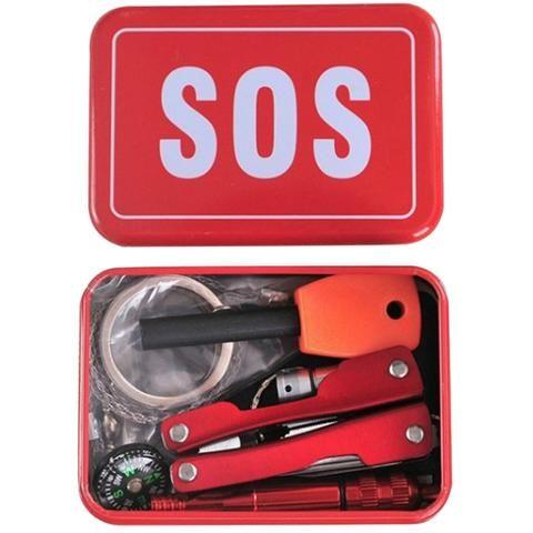 Emergency Survival Kit.