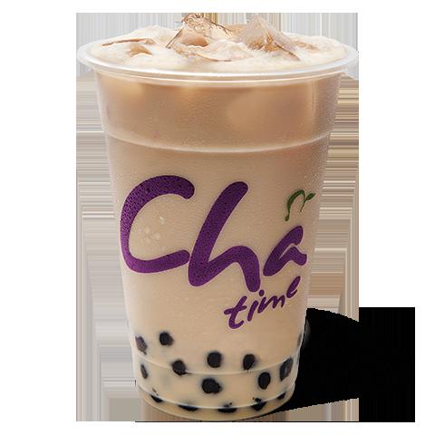 Classic-Milky Iced Tea - Tea Menu Chatime