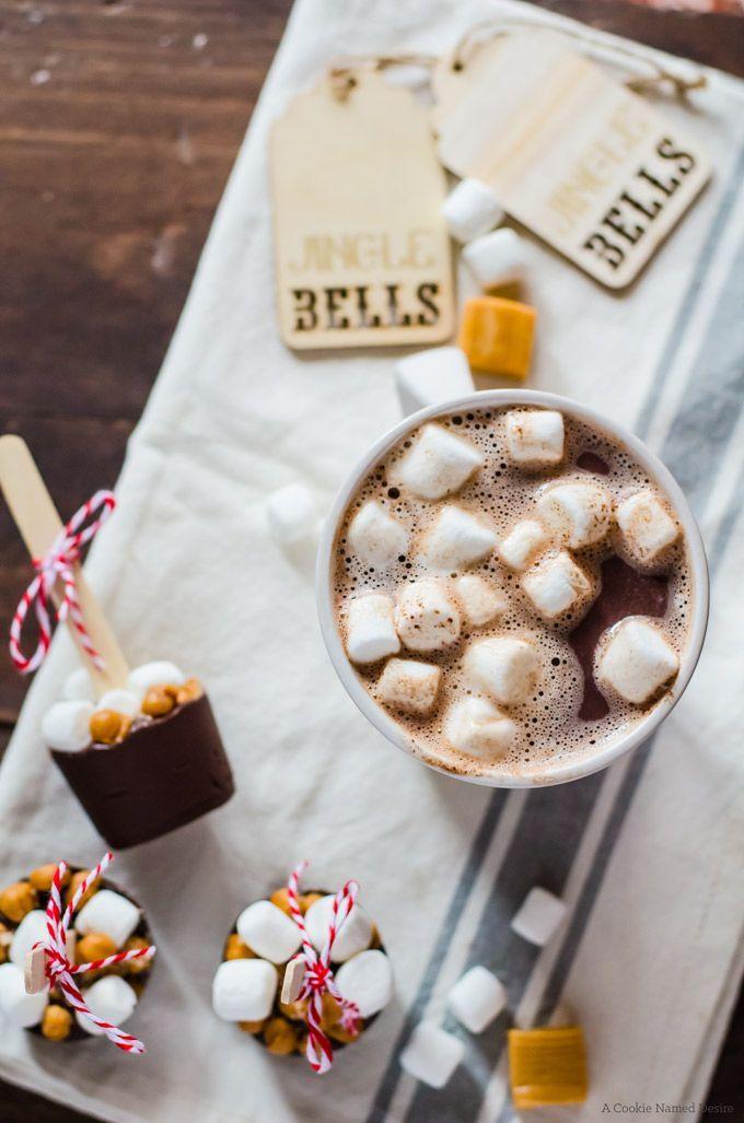 21+ Hot Chocolate Sticks