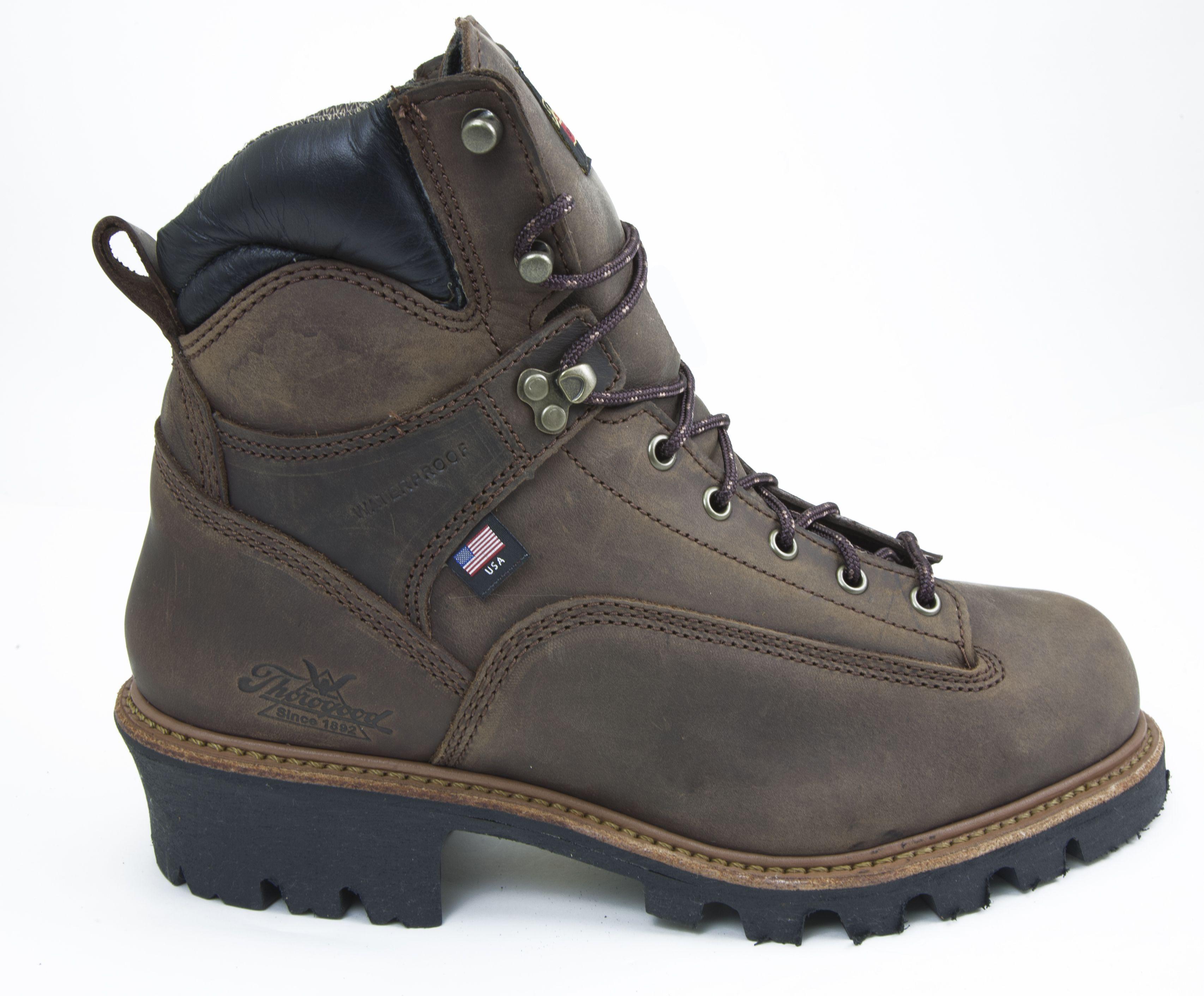 Waterproof Steel Toe Boots Made In Usa in 2020