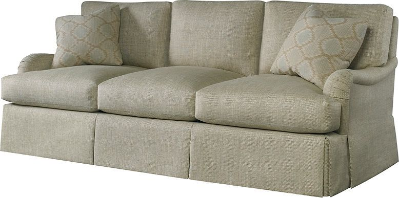 Churchill Dressmaker Sofa By Michael S Smith 6122s Family Room