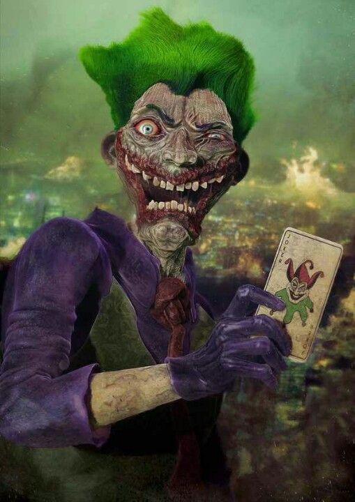 The <b>Joke&#39;s</b> on <b>you Jack</b>! #insane #deranged #madman #dc #joker ...
