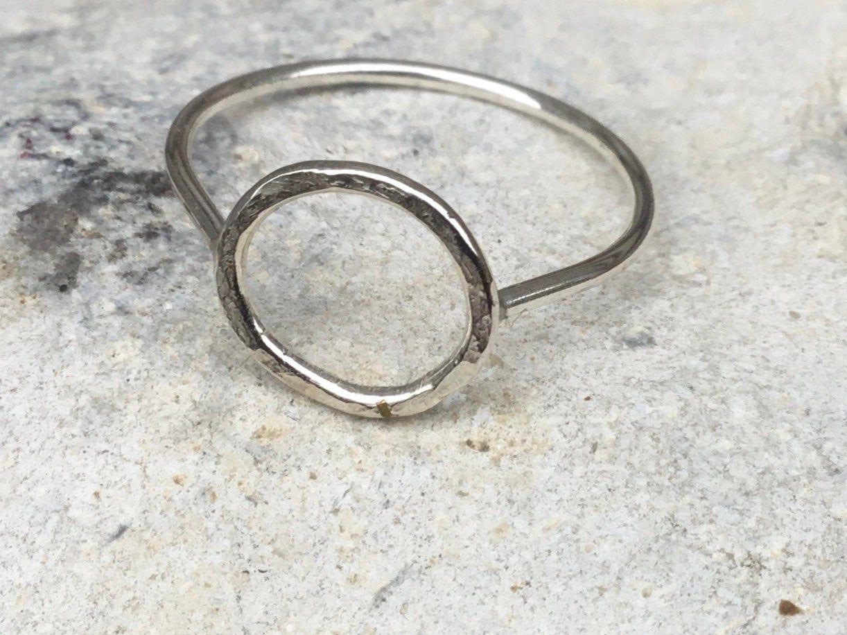 Bedeutung daumenring Ring am