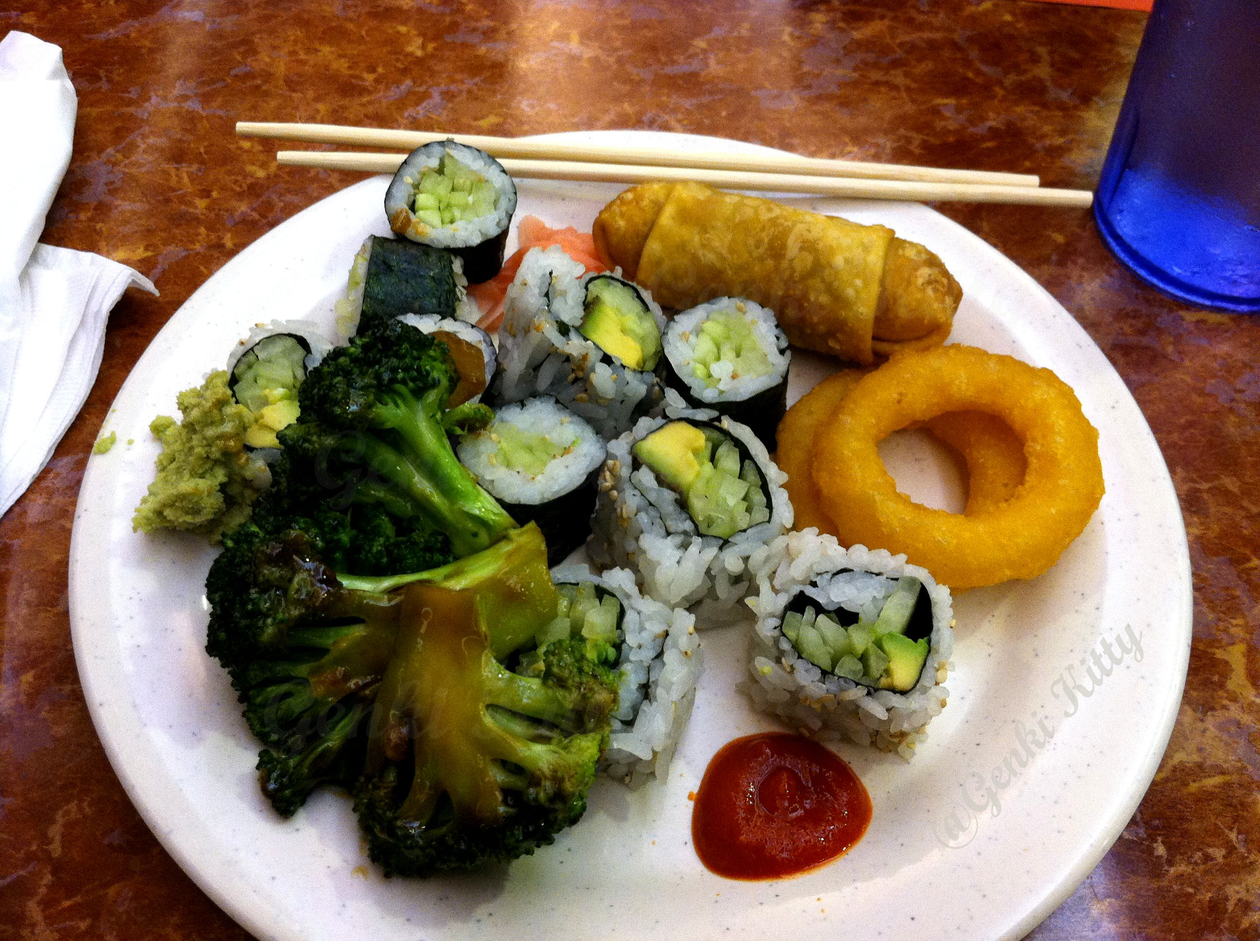 Vegan Visits Chinese Buffet Chinese Buffet Vegan Eating Vegan Restaurants