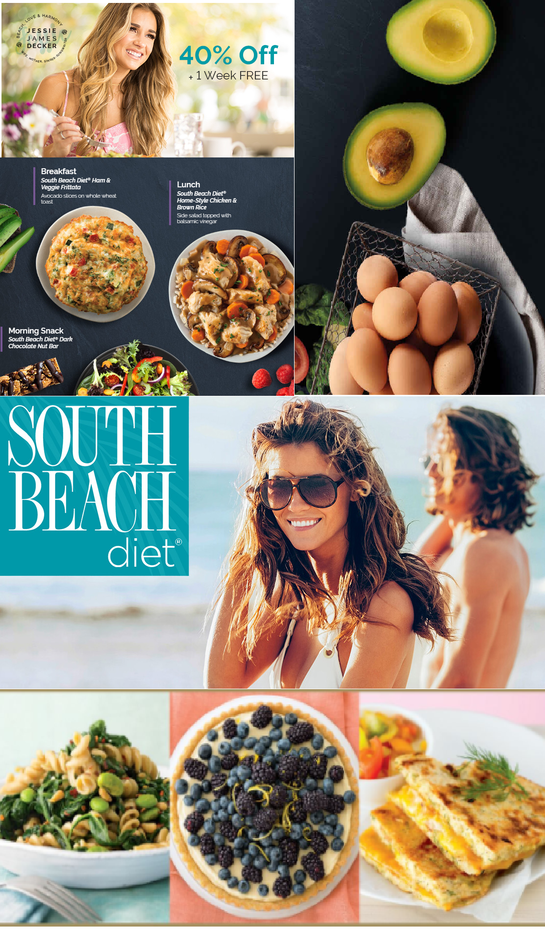 reviews for south beach diet prepackaged meals