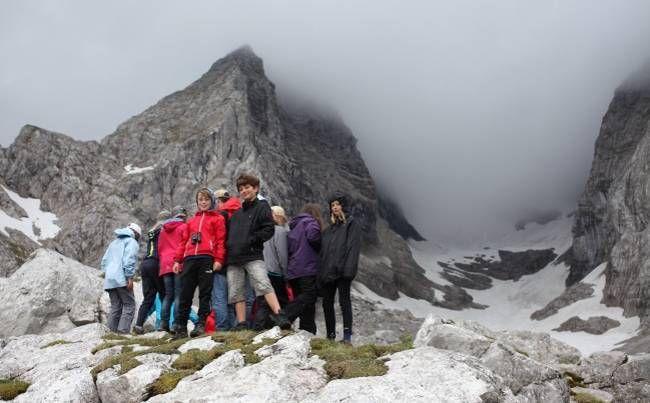 Schülerforschungszentrum Berchtesgadener Land