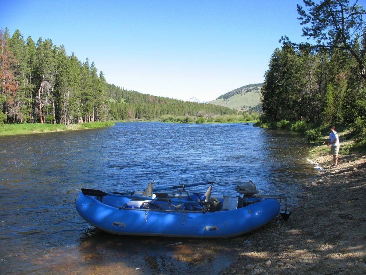 Big Hole River Montana