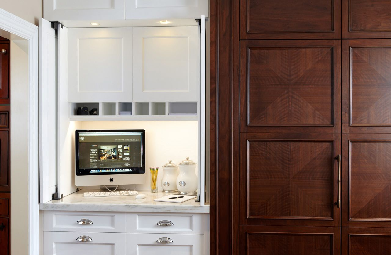 Clients love white painted kitchens, and this luxury ...