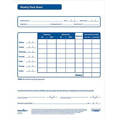 complyright weekly timesheet forms business woman feeling