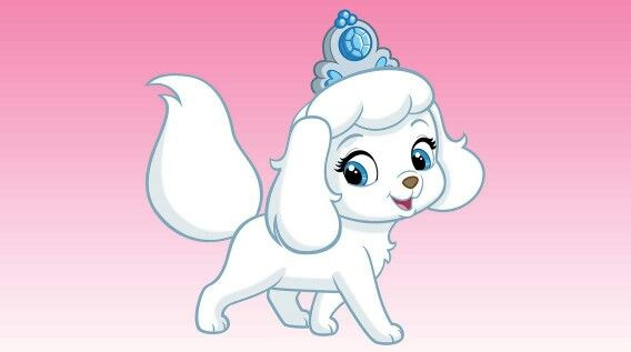 Pumpkin Palace pets, Princess palace pets, Disney