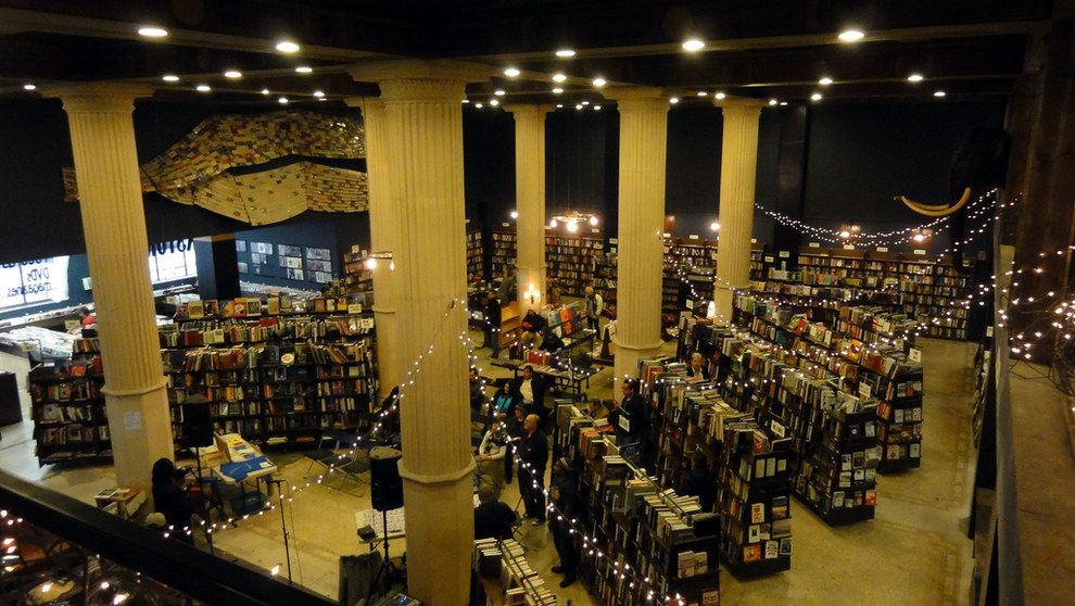 The Last Bookstore in Downtown Los Angeles | 17 Bookstores That Will Literally Change Your Life