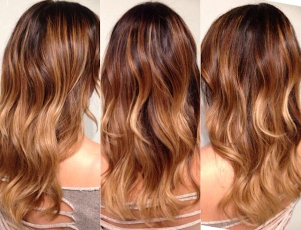 Partial Highlights Full Balayage Or Ombre