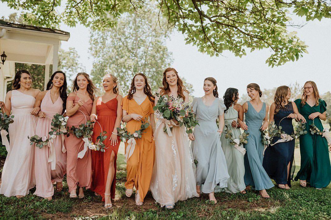 Pin By Calimccom On W E D D I N G S In 2020 Bridesmaid Dresses Australia Bridesmaid Dressing Gowns Bridesmaid
