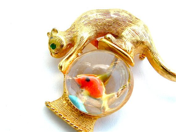 Gold Fish Bowl Microbead Pillow