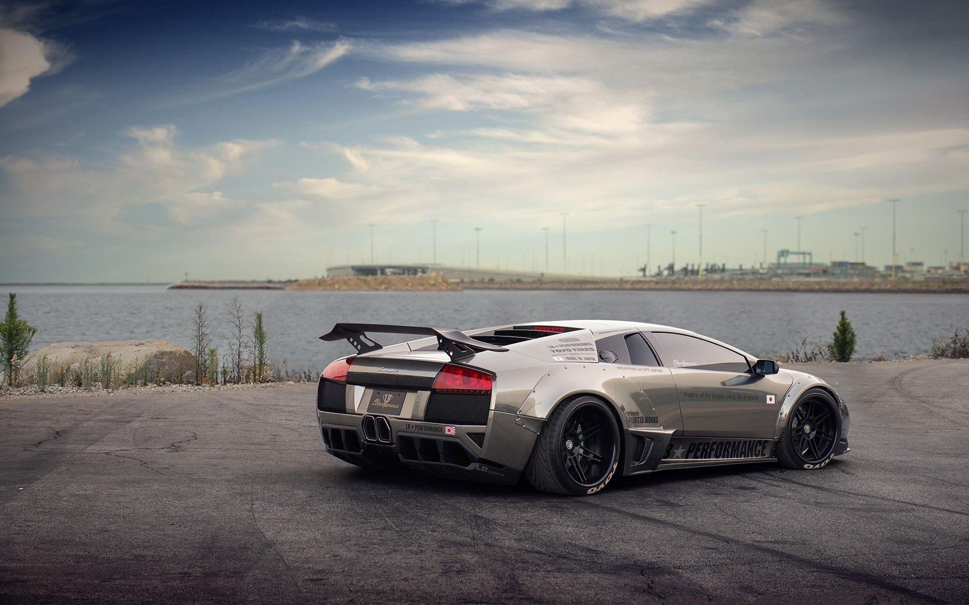 Cool Lamborghini Murcielago Lp670 4 Sv Widescreen Wallpaper Cars