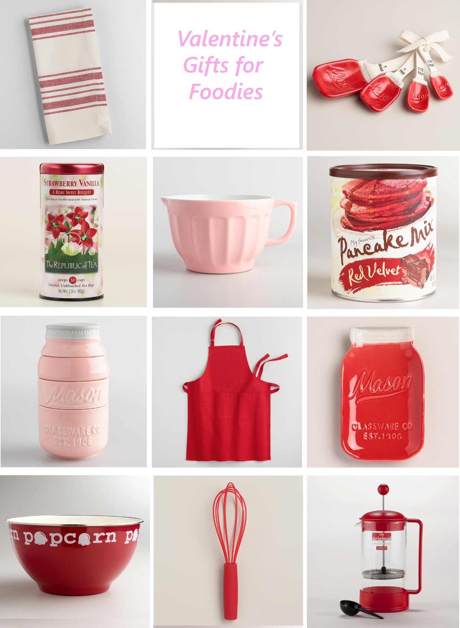 Valentine S Day Gifts For Foodies Foodie Gifts Valentines Valentine Day Gifts