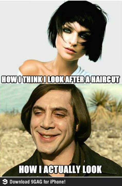 Pin By Angie Sierra On Humor My New Haircut Bad Haircut Epic Fails Funny