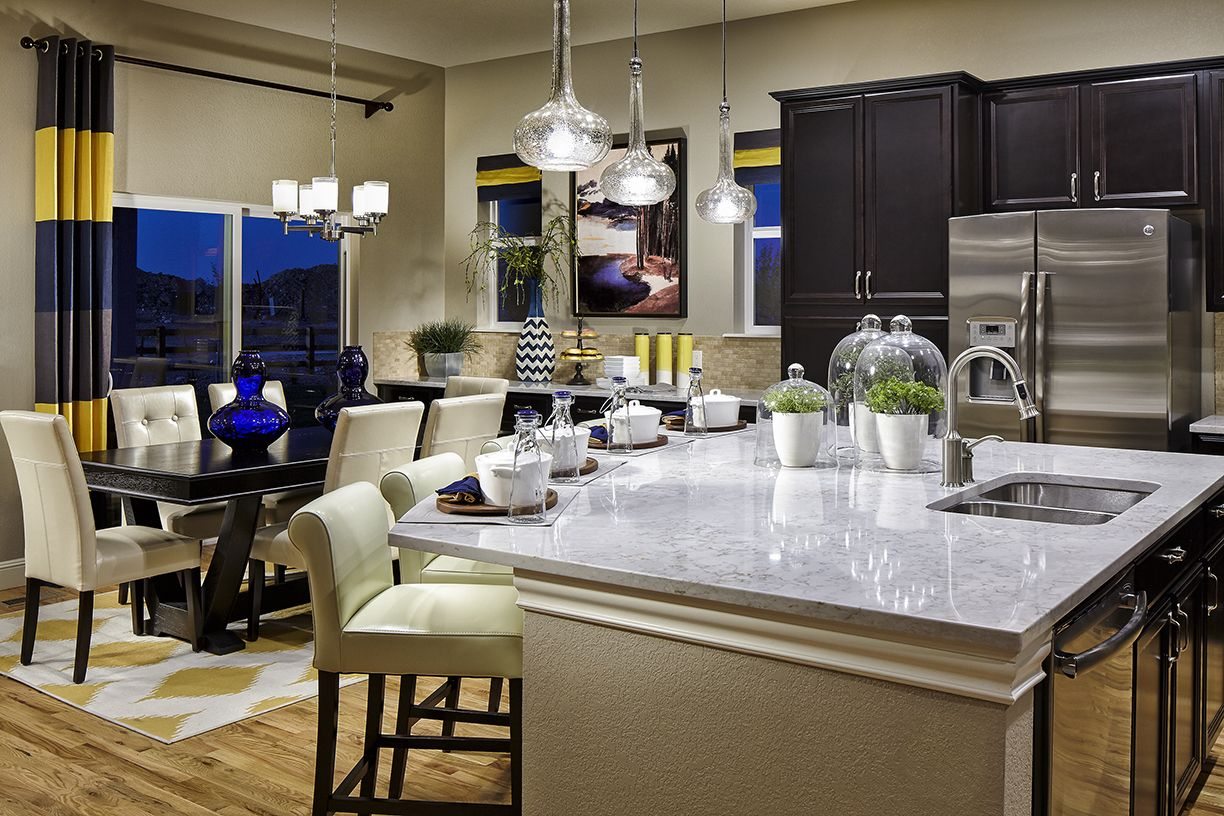 22 Jaw Dropping Small Kitchen Designs: What A Jaw-dropping #kitchen!