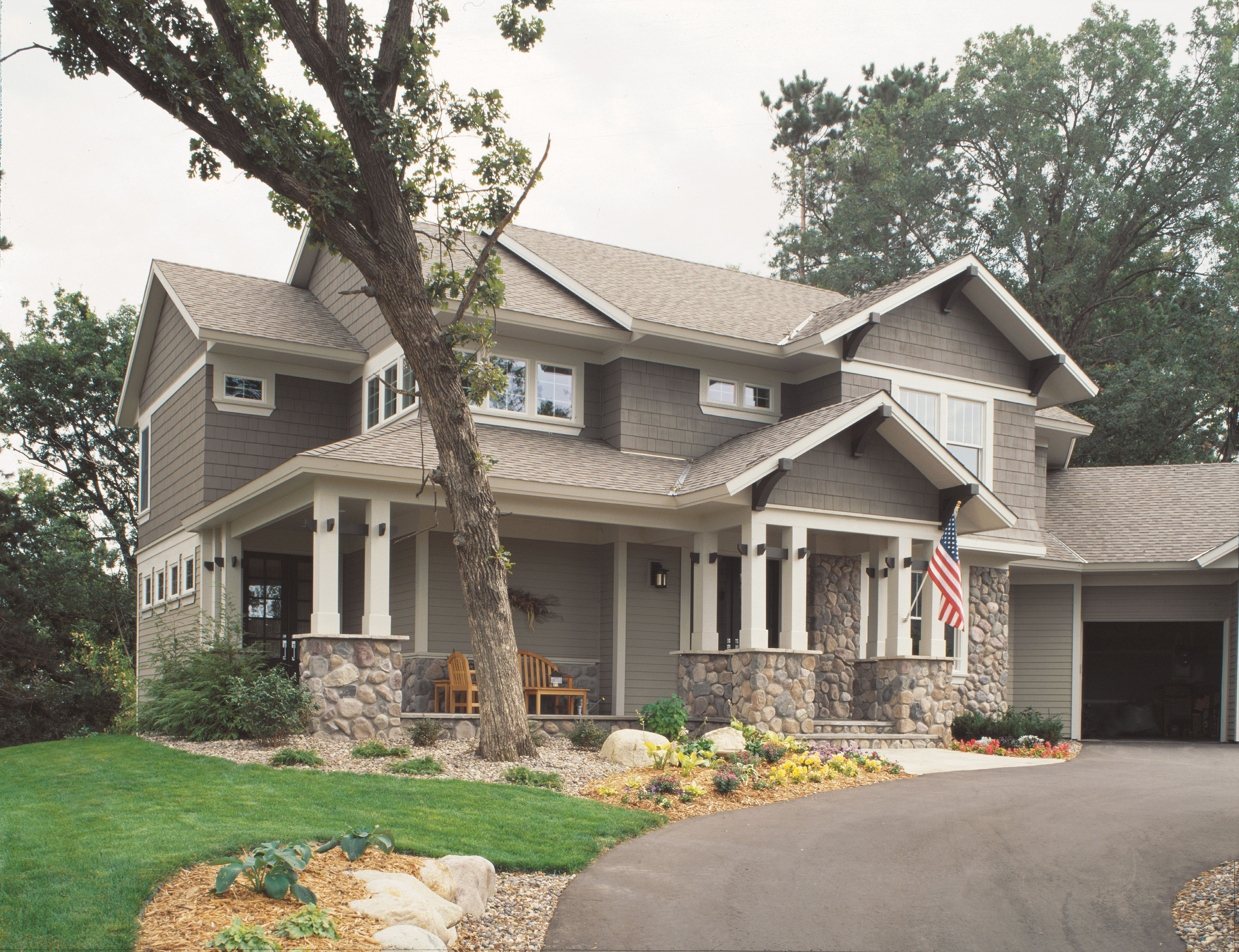 James Hardie Siding And Trim Comes In A Variety Of Custom