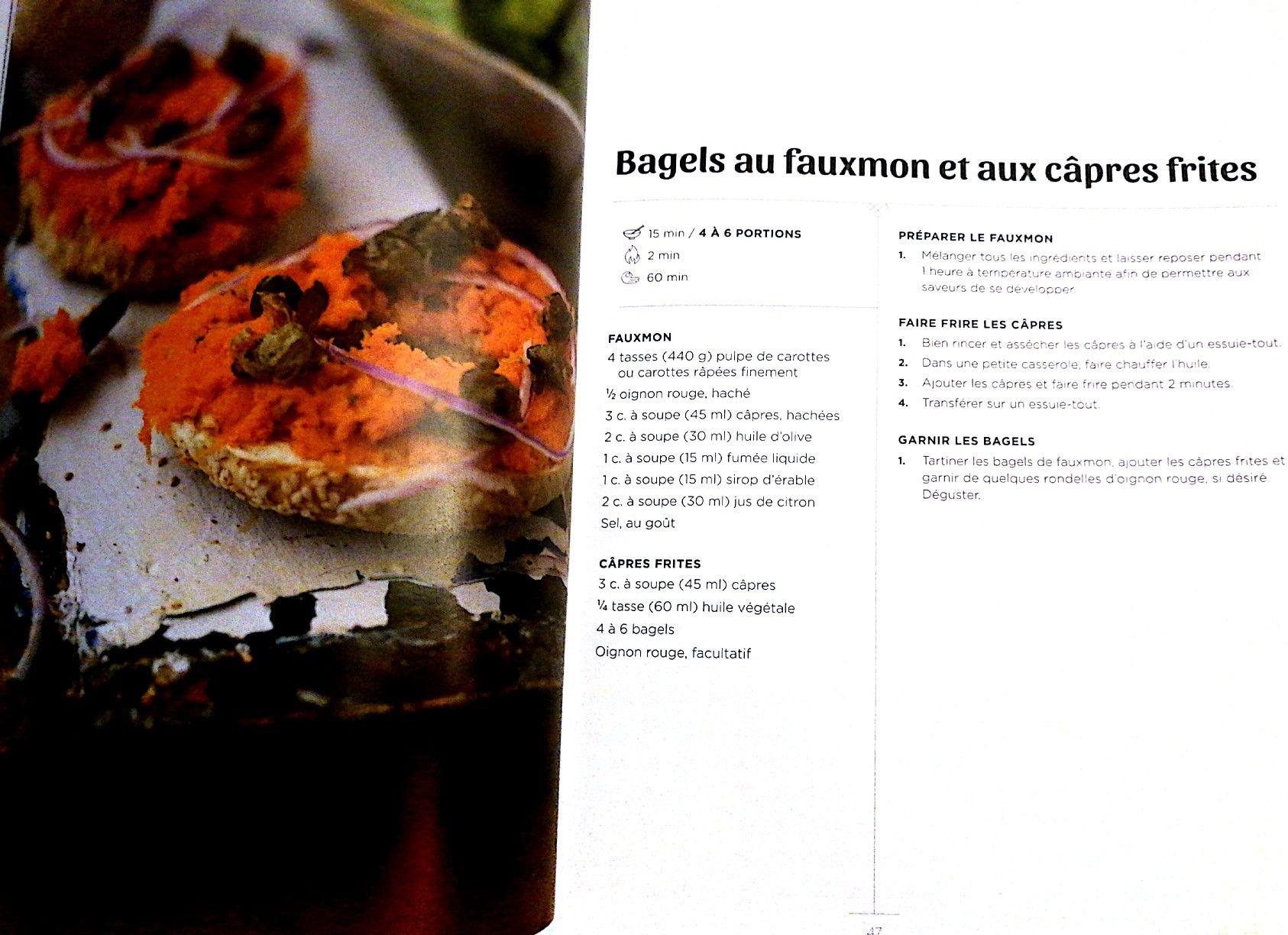 Cuisine De Jean Philippe   La Cuisine De Jean Philippe Bagel Au Faumon Breakfast Breakfast