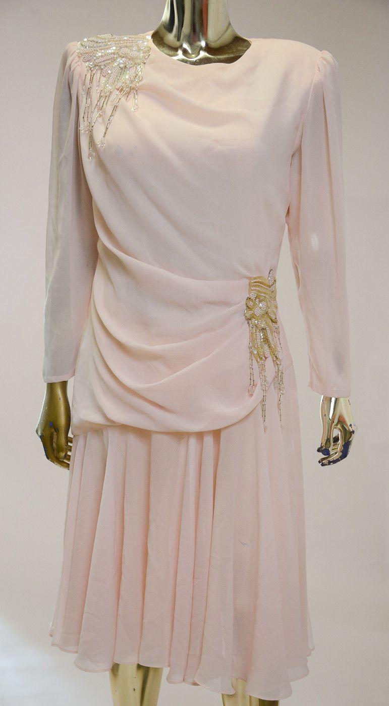 Awesome amazing s prom dress long sleeved wembellishment on