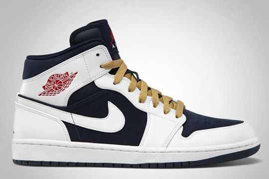Air Although Pretty Phat Classic Jordan 1 Obsidianwhite Colorway f8xfrP0p