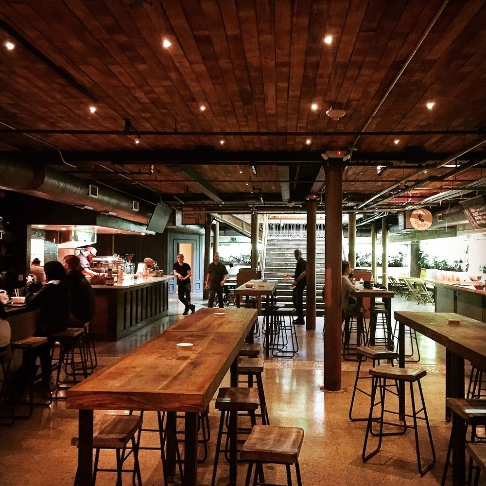 Conservatory – Houston\'s First Food Hall and Beer Garden | Projects ...
