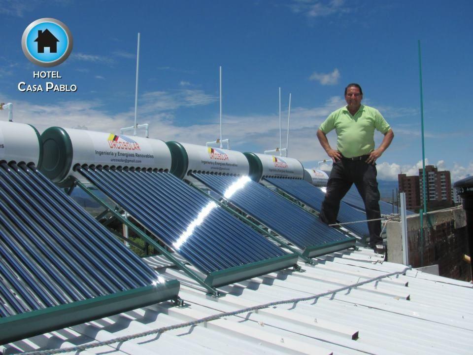 Hotel ecológico, en desarrollo del uso de energías