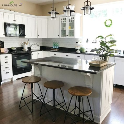 Designing My Modern Farmhouse Kitchen  Modern Farmhouse Kitchens Enchanting Designing My Kitchen Review