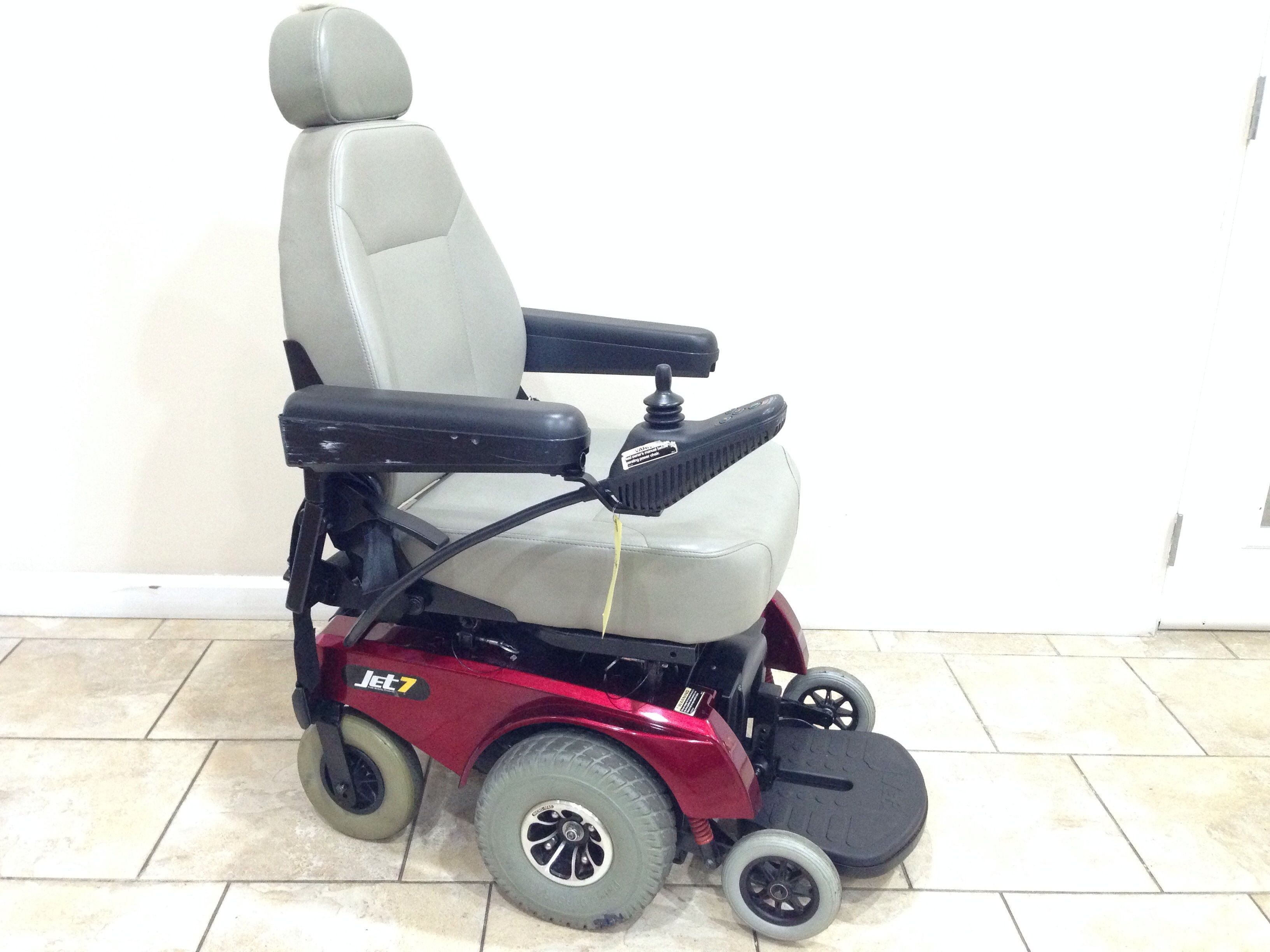 jet 7 power chair indoor lounge cushions pride mobility used