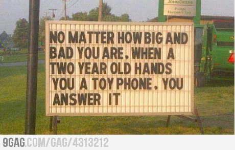 No matter how big and bad you are....