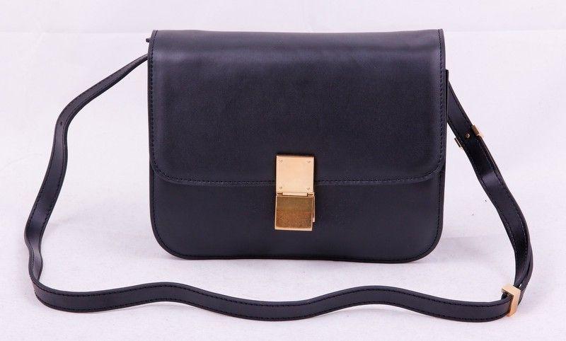 cb7c862c7bb5 Сумка CELINE classic box bag черная | Женские бредовые сумки ...