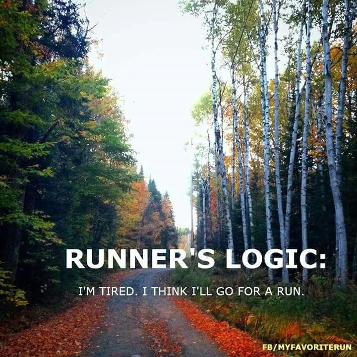 Trail Running Meme Funny
