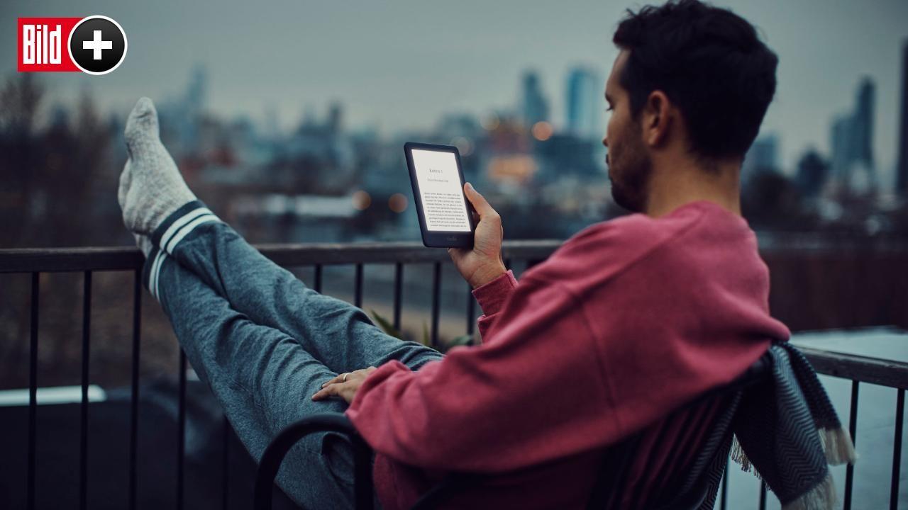 Amazon Kindle Tolino Pocketbook Welcher E Reader Passt Zu Mir E Reader Apple Oder Samsung Und Kindle