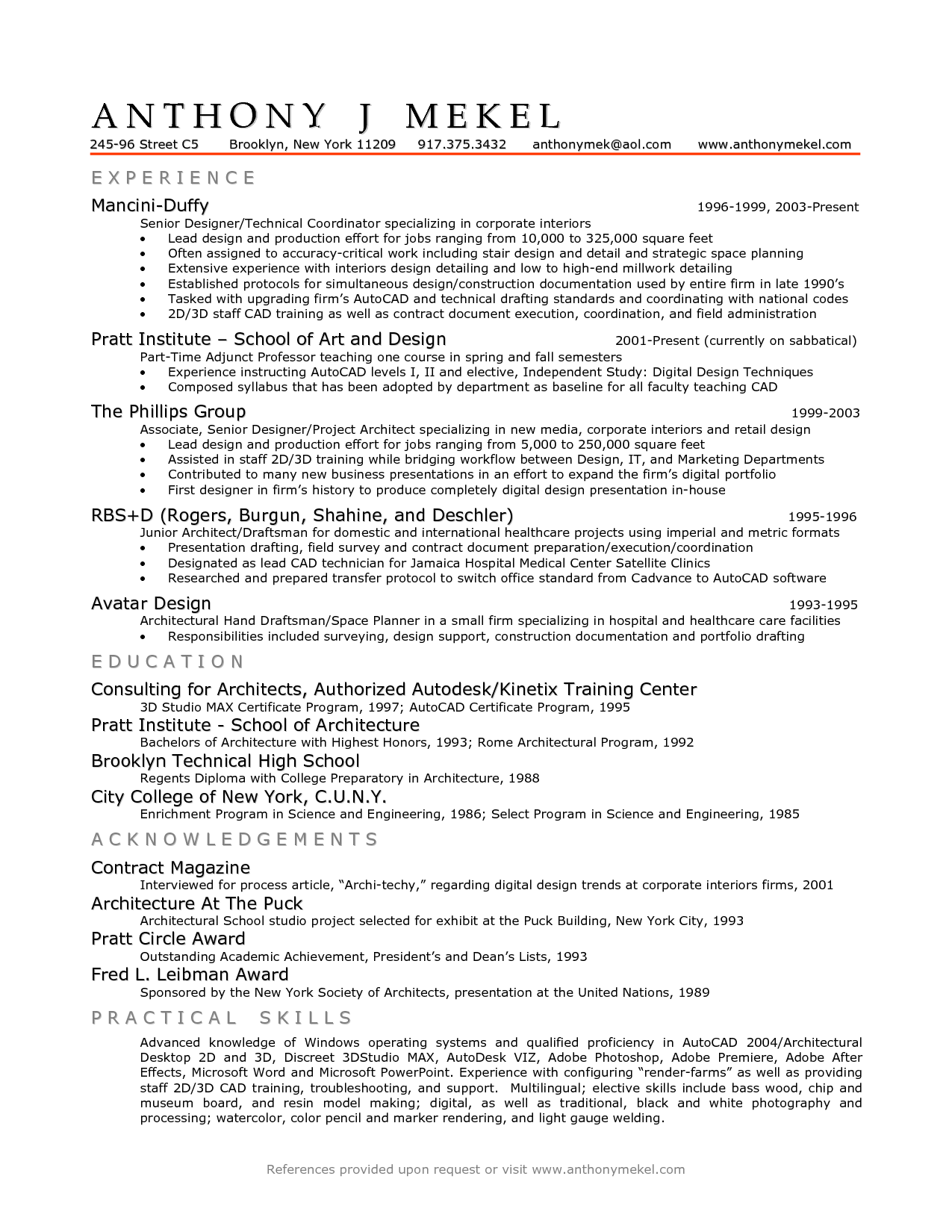 Network Field Engineer Sample Resume Senior Mechanical Recent