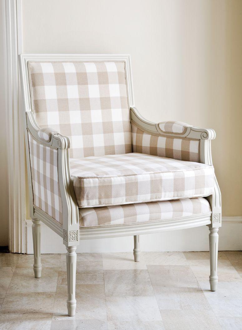 Exceptional Louis XVI Style Armchair